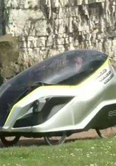 eTrike – Xe điện lấy cảm hứng từ máy bay trực thăng