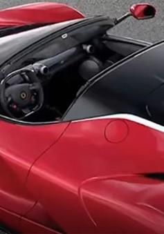 Chiếc xe chưa sản xuất được bán với giá… 10 triệu USD