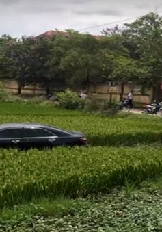 Nam thanh niên điều khiển xe Camry tông chết 3 học sinh