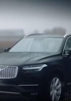 Volvo thử nghiệm xe tự lái tại Thụy Điển