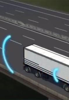 Đi xe theo đội hình giúp giảm nhiên liệu