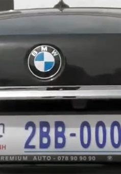 Quản lý biển số xe bằng mã QR