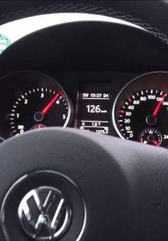 Volkswagen thu hồi hơn nửa triệu xe vì lỗi kỹ thuật
