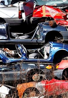 Châu Âu xử lý xác xe hơi cũ như thế nào?