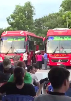 Phú Yên ổn định giá vé xe khách dịp lễ Quốc Khánh