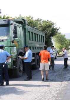 Tổng cục Đường bộ xử phạt hơn 14.000 xe vi phạm chở quá tải