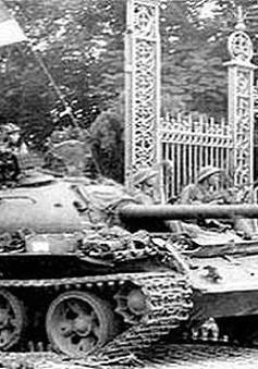 42 năm Chiến dịch Hồ Chí Minh giải phóng Sài Gòn