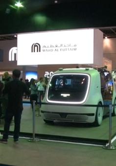 Dubai giới thiệu mẫu xe ô tô tự lái