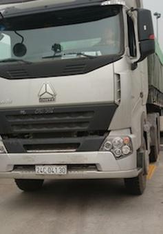 Cao điểm xử lý vi phạm chở quá tải tại Hà Nội