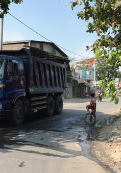 Hà Nội: Gần 400 xe ô tô bị thu hồi phù hiệu trong 1 tháng
