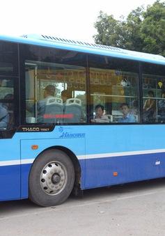 Transerco tiếp tục thay mới xe bus tuyến 28