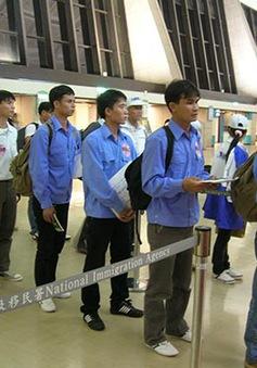 Nguy cơ mất thị trường Hàn Quốc do lao động bỏ trốn