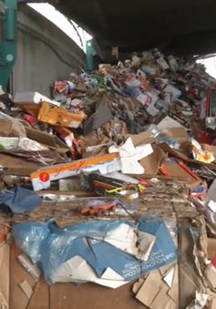 Chợ đầu mối Paris xử lý 500 tấn rác mỗi ngày như thế nào?