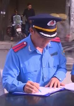 TP. HCM xử phạt 82 nhà thầu đào đường vi phạm