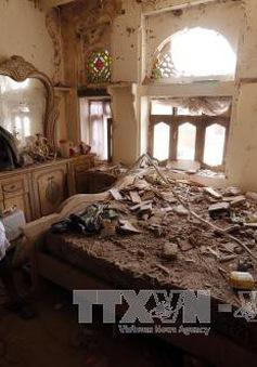 Yemen: Liên quân Arab không kích làm hàng chục dân thường thiệt mạng