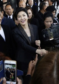 Thái Lan tăng cường an ninh trước phiên xét xử cựu Thủ tướng Yingluck