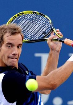Vòng 2 giải quần vợt Barcelona mở rộng: Gasquet bất ngờ bị loại