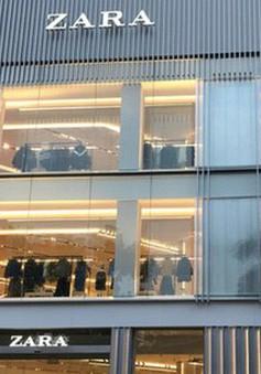 Zara khai trương cửa hàng tại Hà Nội