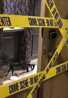 Hung thủ vụ xả súng ở Las Vegas lắp camera khắp khách sạn