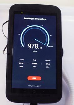 ZTE trình làng smartphone đầu tiên hỗ trợ kết nối tốc độ 5G