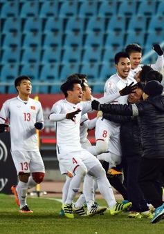Hành trình vào chung kết U23 châu Á đầy tự hào của U23 Việt Nam