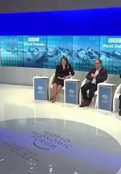 Diễn đàn kinh tế thế giới tại Davos bàn về tin giả