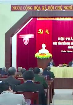 """""""Tổng tiến công và nổi dậy Xuân Mậu Thân 1968 - Bài học lịch sử"""""""