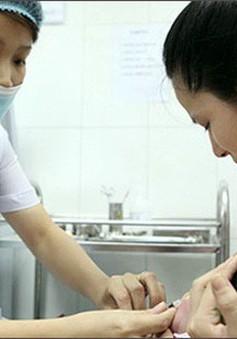 Trạm y tế xã cứu sống trẻ bị sốc phản vệ sau tiêm vaccine