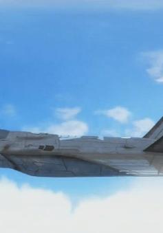 Nhật Bản triển khai máy bay tàng hình F-35