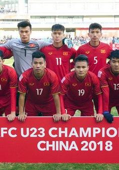 Chủ tịch nước tặng Huân chương cho Đội tuyển U23 Việt Nam