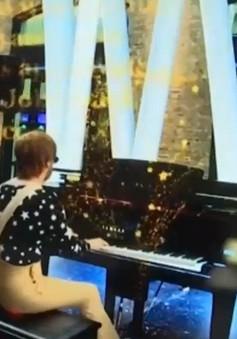 Tham dự buổi biễu diễn của Elton John nhờ công nghệ VR
