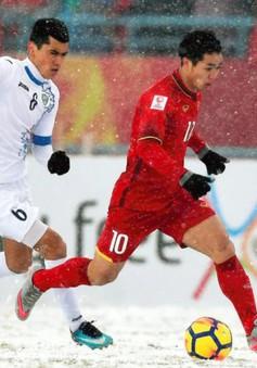 VIDEO Tổng hợp trận đấu: U23 Việt Nam 1-2 U23 Uzbekistan