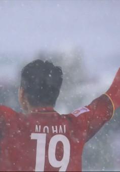 Những hình ảnh ấn tượng trận chung kết U23 Việt Nam - U23 Uzbekistan