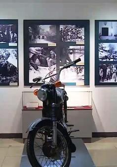Trưng bày hơn 300 hình ảnh, hiện vật cuộc Tổng tiến công và nổi dậy Xuân Mậu Thân 1968