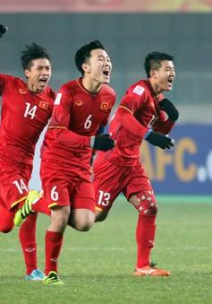 U23 Việt Nam thuộc nhóm hạt giống số 1, thi đấu trên sân nhà tại vòng loại U23 châu Á 2020
