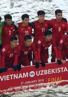 VTV truyền hình trực tiếp Lễ đón các cầu thủ U23 Việt Nam (11h15, 28/1, VTV6)