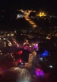 Chiêm ngưỡng lễ hội ánh sáng tại Lapland