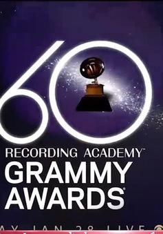 Những điều làm nên lịch sử của Grammy lần thứ 60