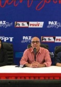 Chính phủ Venezuela và phe đối lập nối lại vòng đối thoại mới