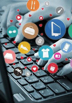 Tỷ lệ người Việt mua sắm trực tuyến tăng gấp 3 lần sau 1 năm