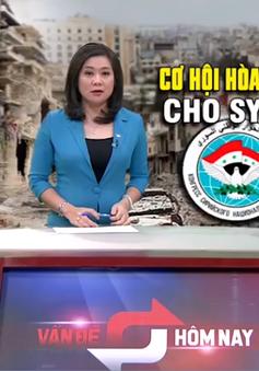 Thúc đẩy tiến trình hòa bình tại Syria