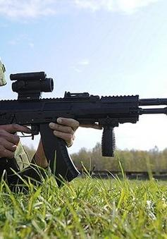 Quân đội Nga đưa vào sử dụng loại súng tiểu liên AK mới