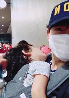 Ji Sung nói về trải nghiệm tuyệt vời khi làm cha