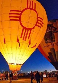 Lễ hội khinh khí cầu lớn nhất thế giới khai mạc ở Mỹ