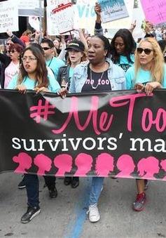 Phong trào #Metoo: Cuộc cách mạng toàn cầu chống bạo hành tình dục