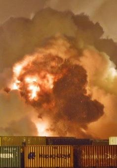 Brazil: Nổ nồi hơi ở nhà máy hóa chất, ít nhất 3 người thiệt mạng