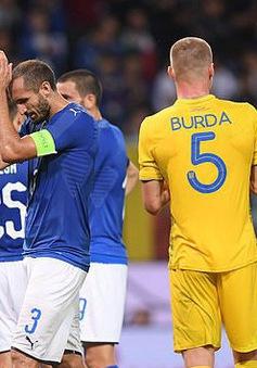 Bị ĐT Ukraina cầm hòa, ĐT Italia nối dài chuỗi trận thất vọng