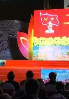 Kỷ niệm 115 năm ngày sinh đồng chí Lương Khánh Thiện