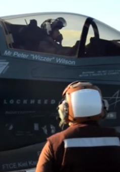 Mỹ ngừng toàn bộ phi đội máy bay F35