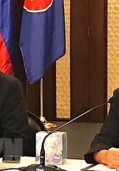 Philippines bổ nhiệm Ngoại trưởng mới